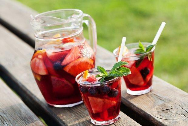 Фотография:  в стиле , Обзоры, Напитки, Лето, Лимонад – фото на INMYROOM