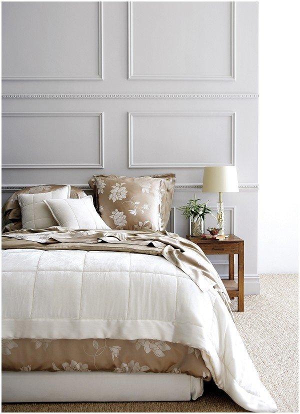 Фотография: Спальня в стиле Современный, Декор интерьера, Декор дома, Стеновые панели – фото на INMYROOM