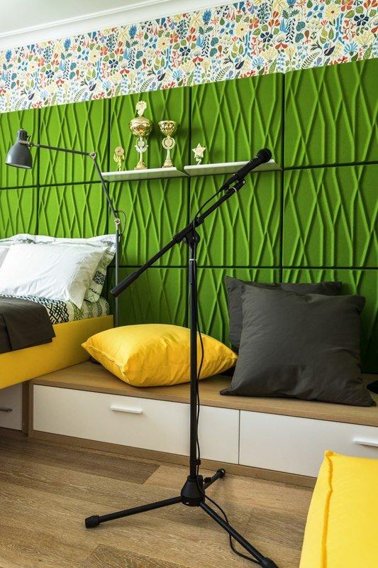 Фотография: Спальня в стиле Современный, Скандинавский, Декор интерьера, Квартира, Интерьер комнат – фото на INMYROOM