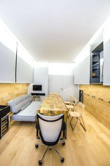 Фотография: Кухня и столовая в стиле Современный, Эко, Гостиная, Декор интерьера, Интерьер комнат – фото на INMYROOM