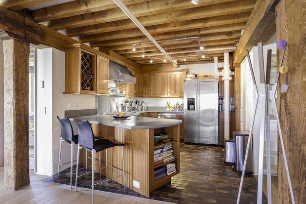 Фотография: Кухня и столовая в стиле Прованс и Кантри, Современный, Квартира, Дома и квартиры – фото на INMYROOM
