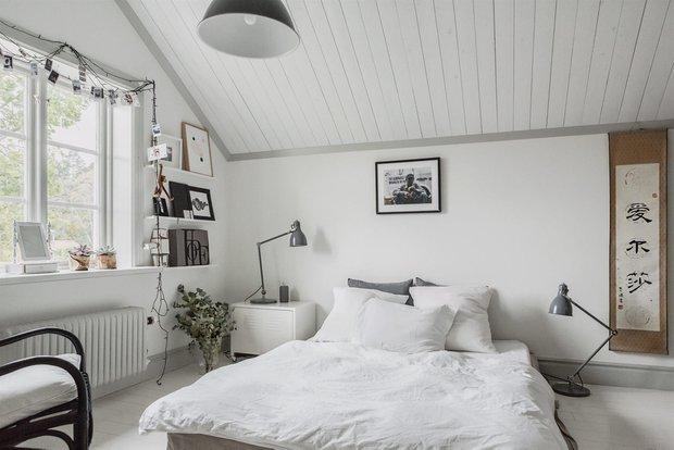 Фотография: Спальня в стиле Скандинавский, Советы, Дача, Гид – фото на INMYROOM