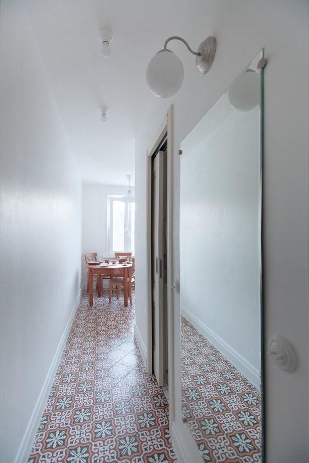 Фотография: Прихожая в стиле Минимализм, Декор интерьера, Малогабаритная квартира, Советы, ИКЕА, Мария Жучкова – фото на INMYROOM