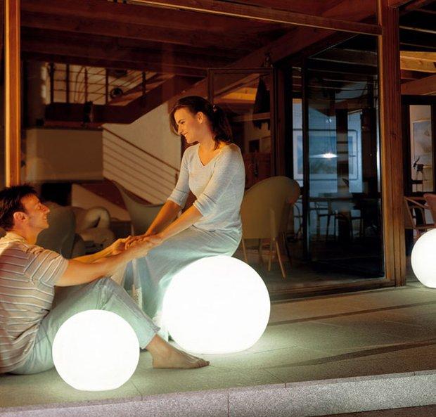 Фотография:  в стиле Современный, Декор интерьера, Освещение, Мебель и свет, Дача, Cosmorelax – фото на INMYROOM