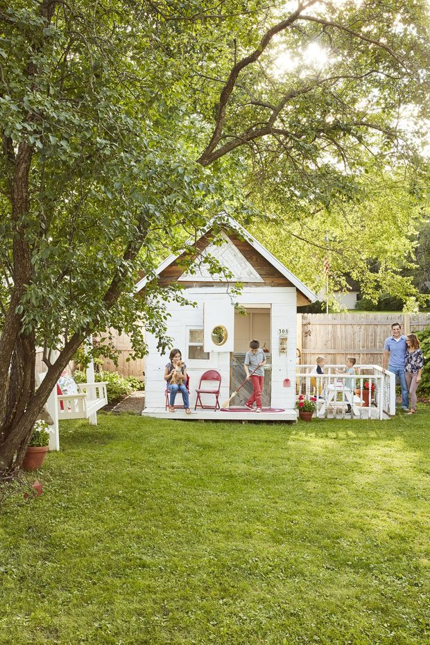 Фотография:  в стиле , Декор интерьера, Дом, США, Белый, Дом и дача – фото на INMYROOM