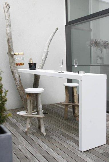 Фотография: Терраса в стиле Эко, Декор интерьера, Дом, Мебель и свет, Эко – фото на INMYROOM