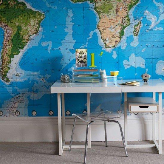 Фотография: Офис в стиле Современный, Детская, Интерьер комнат – фото на INMYROOM