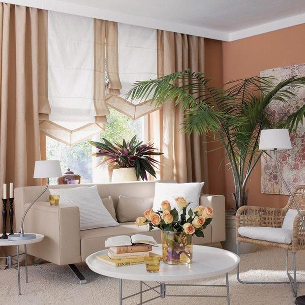 Фотография: Гостиная в стиле Современный, Декор интерьера, Квартира, Дом, Флористика – фото на INMYROOM