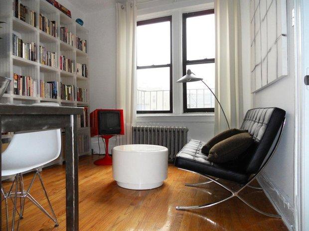 Фотография: Офис в стиле Скандинавский, Малогабаритная квартира, Квартира, Дома и квартиры, IKEA – фото на INMYROOM