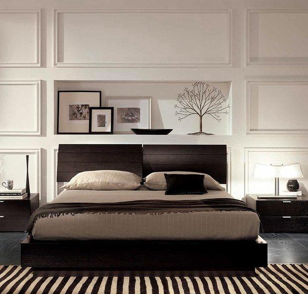 Фотография: Спальня в стиле Современный, Декор интерьера, Декор, Советы – фото на INMYROOM