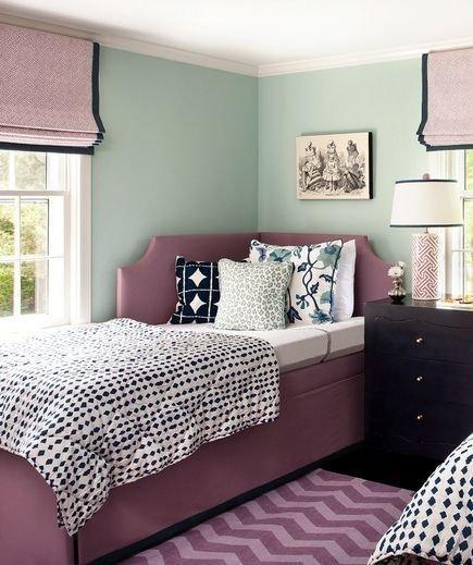 Фотография: Спальня в стиле Прованс и Кантри,  – фото на InMyRoom.ru