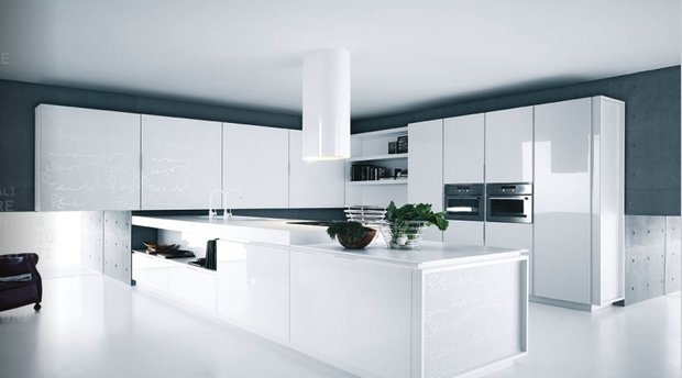 Фотография: Кухня и столовая в стиле Современный, Хай-тек, Декор интерьера, Квартира, Дома и квартиры – фото на INMYROOM