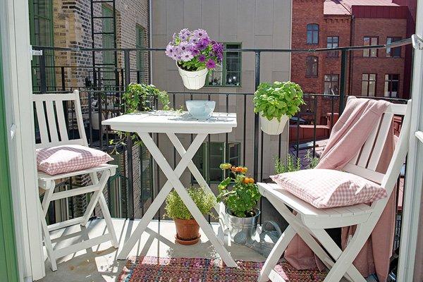 Фотография: Балкон, Терраса в стиле , Интерьер комнат – фото на INMYROOM