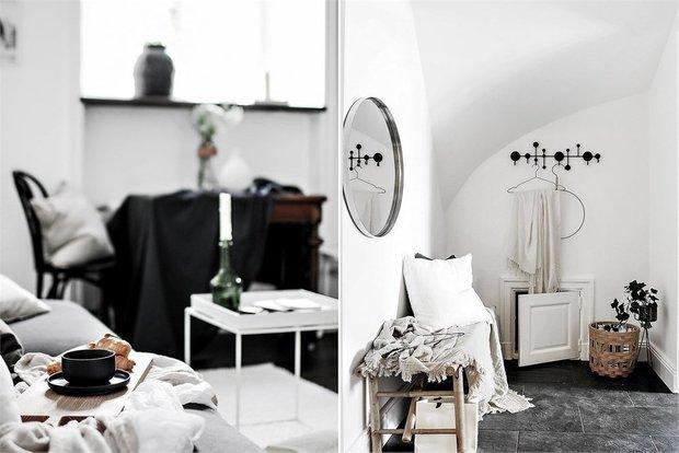 Фотография:  в стиле , Малогабаритная квартира, Квартира, Швеция, Советы, Стокгольм, 1 комната, до 40 метров – фото на INMYROOM