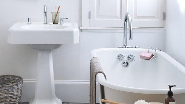 Фотография: Ванная в стиле Скандинавский, Прочее, Советы, уборка, чистота – фото на INMYROOM