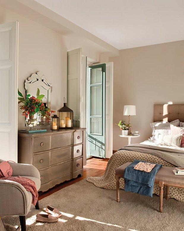Фотография: Спальня в стиле Прованс и Кантри, Декор интерьера, Дом и дача – фото на INMYROOM