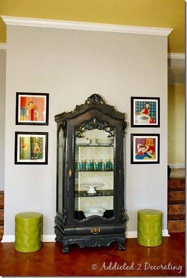 Фотография: Спальня в стиле Прованс и Кантри, Кухня и столовая, Декор интерьера, Интерьер комнат, Переделка, Большие окна, Обеденная зона – фото на INMYROOM