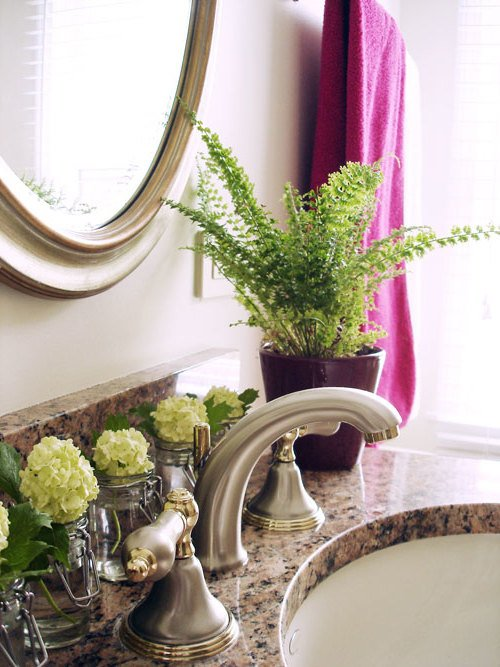 Фотография: Флористика в стиле Классический, Декор интерьера, Декор дома – фото на INMYROOM