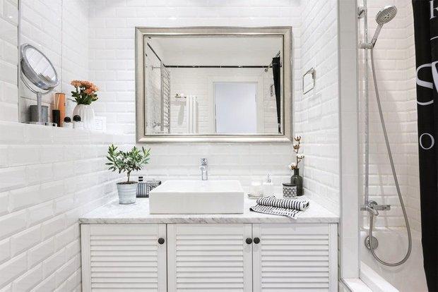 Фотография: Ванная в стиле Современный, Ремонт, Ремонт на практике, Гид, ремонт своими руками – фото на INMYROOM