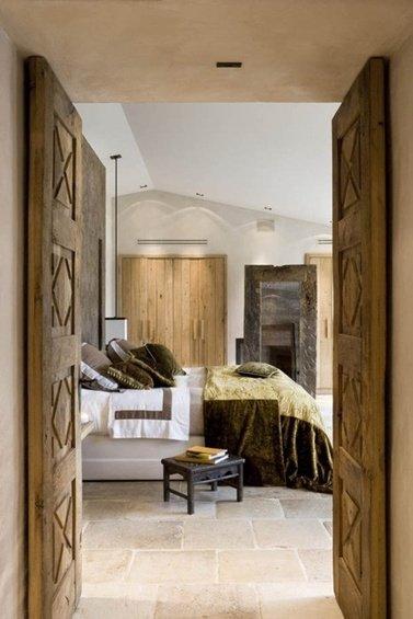 Фотография: Спальня в стиле Прованс и Кантри, Декор интерьера, Декор дома, Плитка – фото на INMYROOM