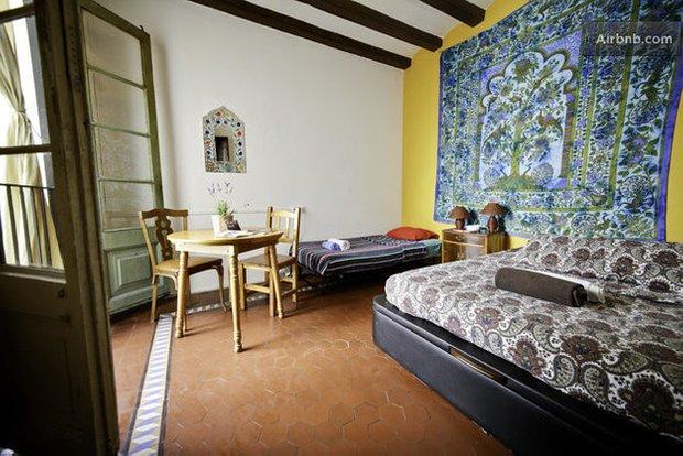Фотография: Спальня в стиле Восточный, Airbnb – фото на INMYROOM