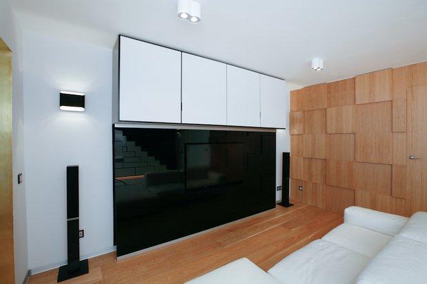 Фотография: Гостиная в стиле Современный, Декор интерьера, Интерьер комнат, Дачный ответ – фото на INMYROOM