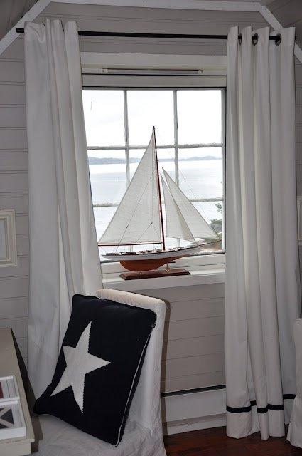 Фотография: Декор в стиле , Декор интерьера, Дизайн интерьера, Подушки, Морской – фото на INMYROOM