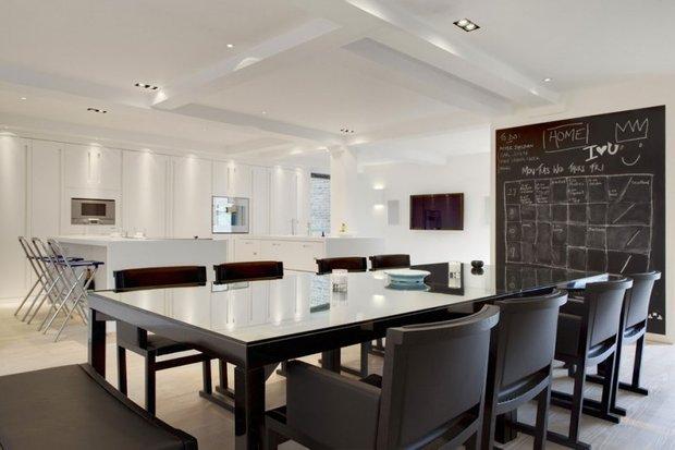 Фотография: Офис в стиле Современный, Квартира, Дома и квартиры, Архитектурные объекты – фото на INMYROOM