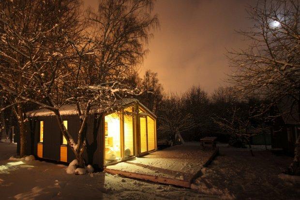 Фотография: Архитектура в стиле , Дом, Эко – фото на INMYROOM