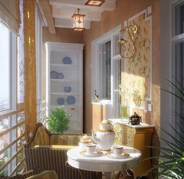 Фотография: Балкон, Терраса в стиле , Малогабаритная квартира, Квартира, Индустрия, События – фото на INMYROOM