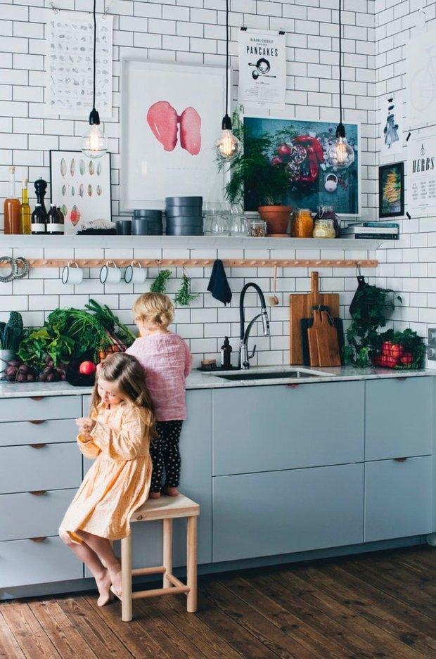 Фотография:  в стиле , Кухня и столовая, Gorenje, Советы, Ora Ito, психотипы, кухня по психотипу, психология – фото на INMYROOM