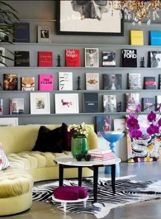 Фотография: Гостиная в стиле Эклектика, Декор интерьера, Квартира, Аксессуары, Советы, чем украсить пустую стену, идеи декора пустой стены – фото на INMYROOM