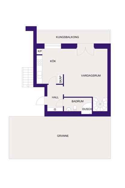 Фотография: Прочее в стиле , Лофт, Скандинавский, Малогабаритная квартира, Квартира, Дома и квартиры – фото на INMYROOM