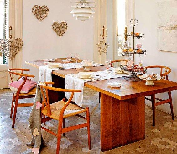 Фотография: Кухня и столовая в стиле Скандинавский, Декор интерьера, Квартира, Дома и квартиры, Барселона, Модерн – фото на InMyRoom.ru