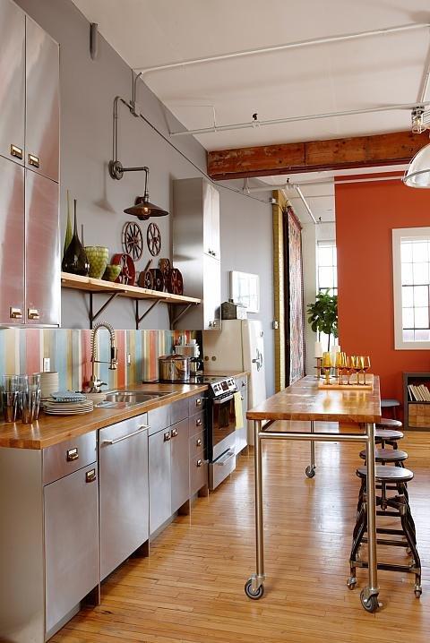 Фотография: Кухня и столовая в стиле Современный, Декор интерьера, Декор дома, Цвет в интерьере – фото на INMYROOM