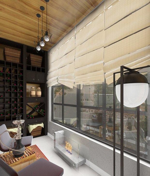 Фотография: Балкон в стиле Лофт, Советы – фото на INMYROOM