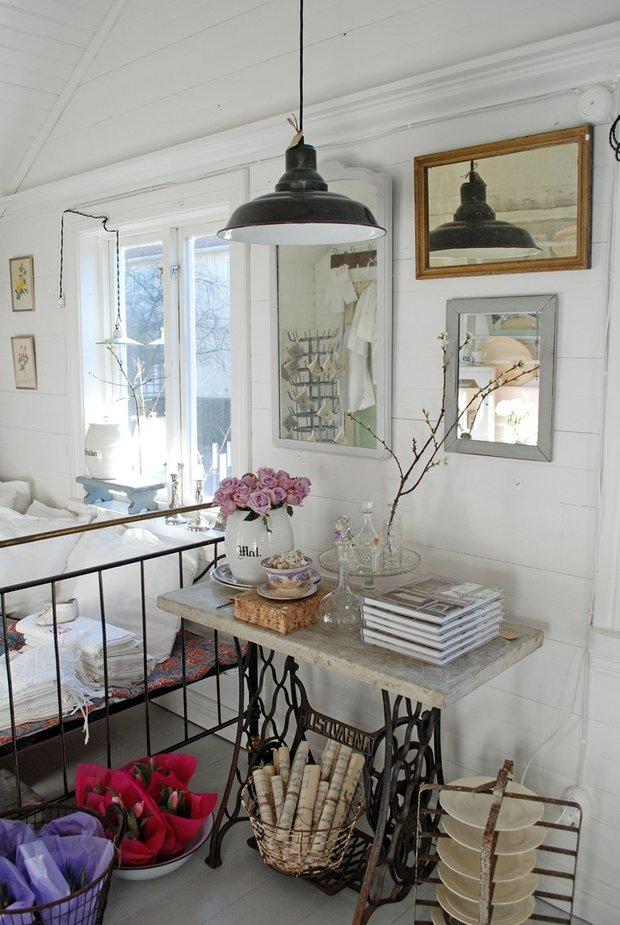 Фотография: Мебель и свет в стиле Скандинавский, Лофт, Дизайн интерьера, Декор, Индустриальный – фото на INMYROOM