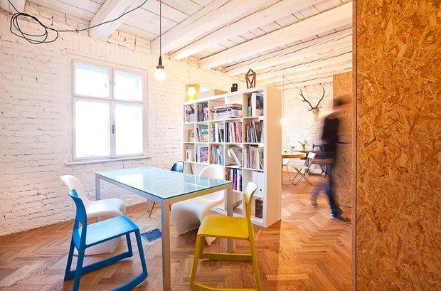 Фотография: Кухня и столовая в стиле Прованс и Кантри, Лофт, Современный, Декор интерьера, Офисное пространство, Офис, Дома и квартиры – фото на INMYROOM