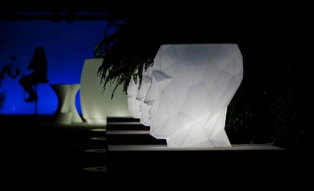 Фотография: Ландшафт в стиле Современный, Декор интерьера, Освещение, Мебель и свет, Дача, Cosmorelax – фото на INMYROOM