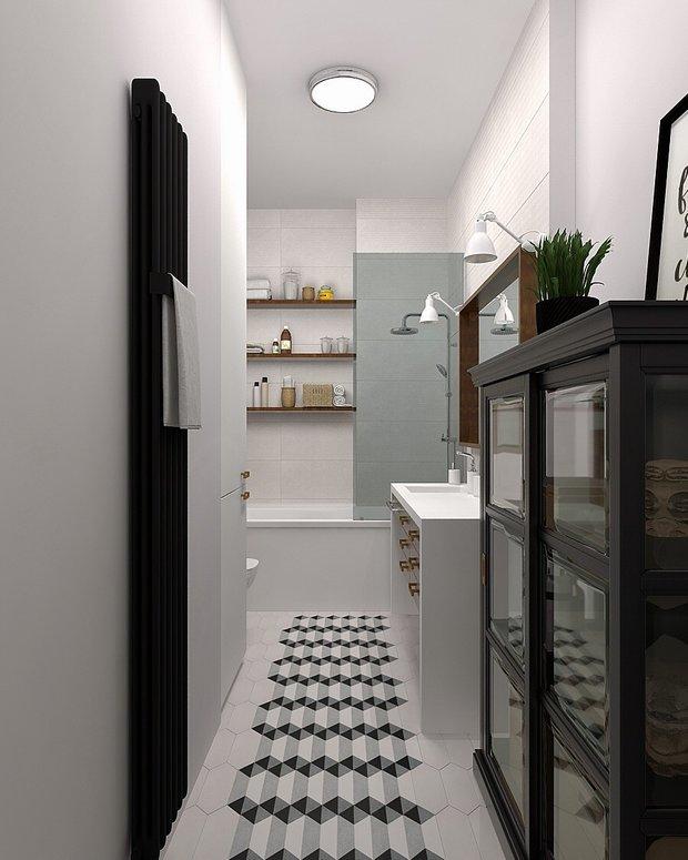 Фотография: Ванная в стиле Скандинавский, Декор интерьера, Советы, Виктория Золина, Zi-Design Interiors – фото на INMYROOM