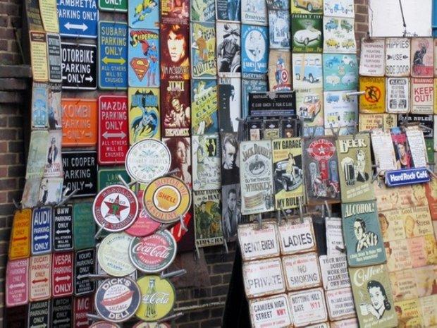 Фотография: Прочее в стиле , Великобритания, Испания, Португалия, Франция, Дома и квартиры, Городские места, Лондон, Париж, Барселона, Мадрид, Блошиный рынок, Амстердам, Лиссабон, Голландия – фото на INMYROOM