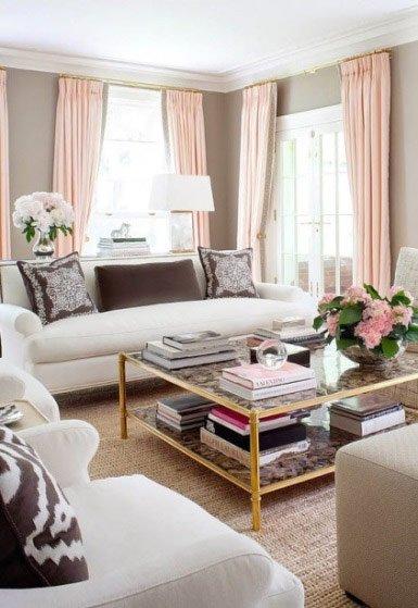 Фотография: Гостиная в стиле Скандинавский, Декор интерьера, Текстиль, Окна – фото на INMYROOM