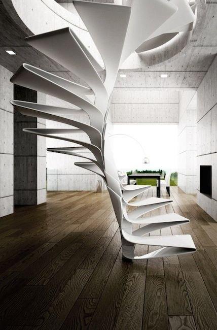 Фотография: Прочее в стиле , Современный, Декор интерьера, Декор дома, Лестница – фото на InMyRoom.ru