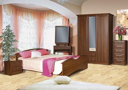Фотография: Спальня в стиле Современный, Обои, Переделка, Плитка, Краска, Стеновые панели – фото на INMYROOM
