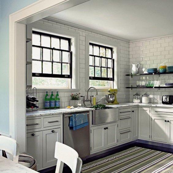 Фотография: Кухня и столовая в стиле Скандинавский, Декор интерьера, Интерьер комнат, Плитка – фото на INMYROOM