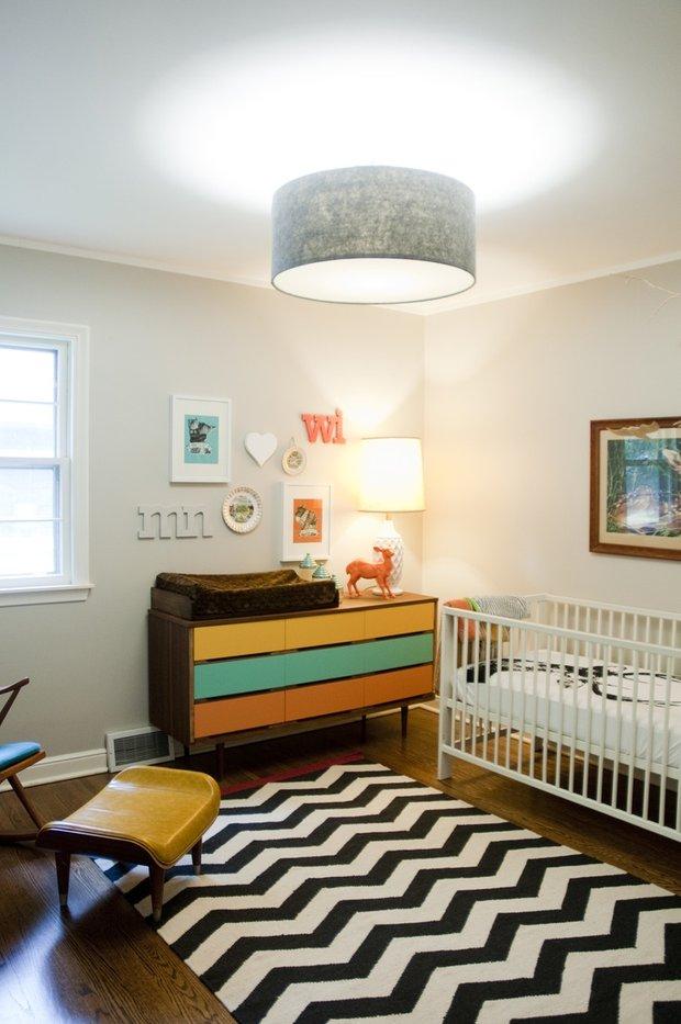 Фотография: Спальня в стиле Скандинавский, Дизайн интерьера, Декор – фото на INMYROOM