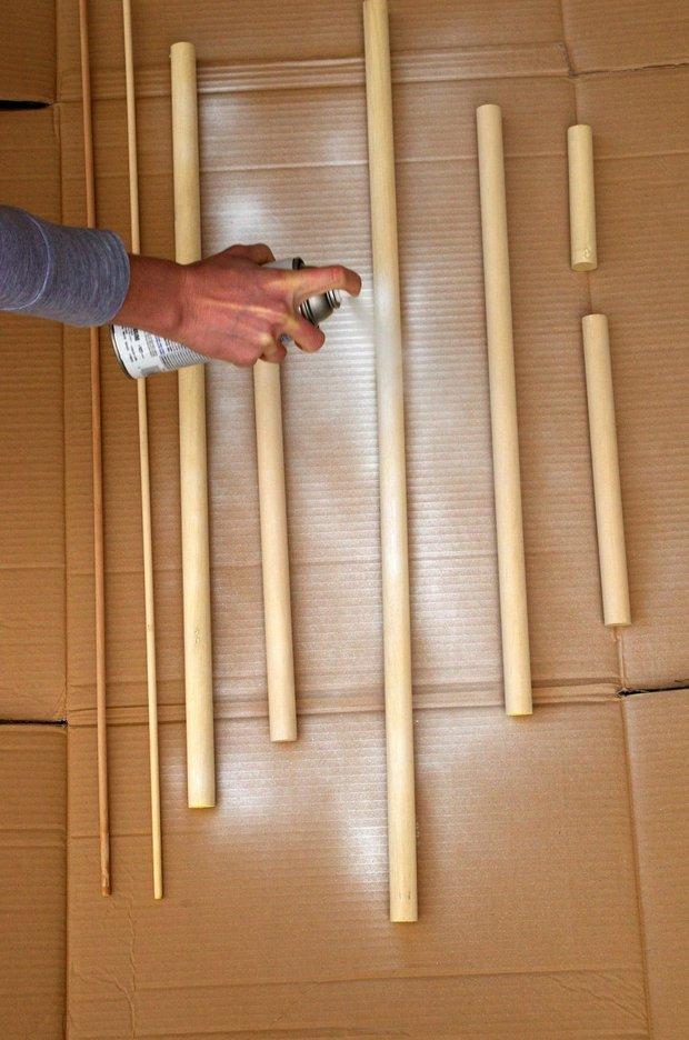 Фотография: Спальня в стиле Скандинавский, Декор интерьера, DIY, Декор, Белый – фото на InMyRoom.ru
