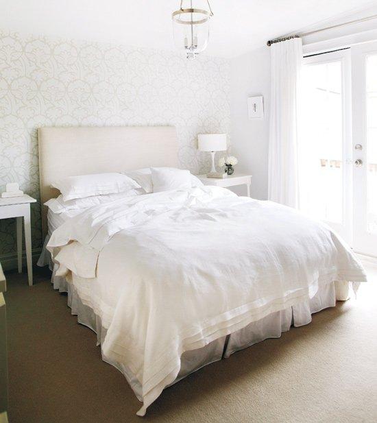 Фотография: Спальня в стиле Современный, Декор интерьера, Интерьер комнат, Цвет в интерьере – фото на INMYROOM