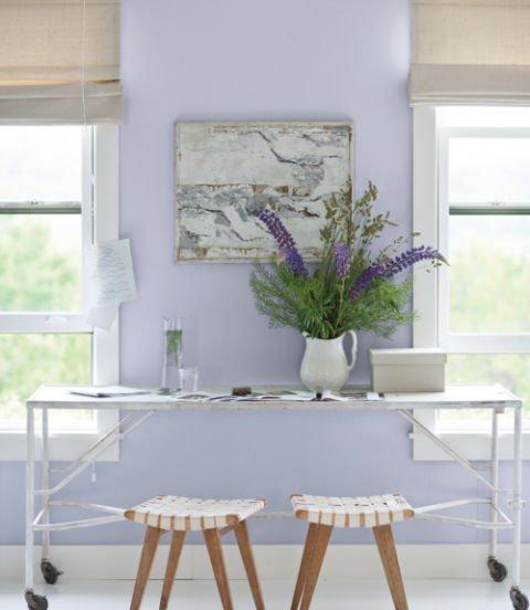 Фотография: Кабинет в стиле Прованс и Кантри, Декор интерьера, Зеленый, Бежевый, Серый, Розовый, Голубой – фото на INMYROOM