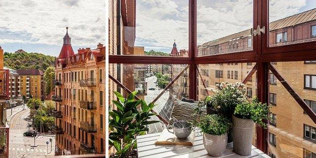 Фотография: Прочее в стиле , Скандинавский, Малогабаритная квартира, Квартира, Дома и квартиры, Ретро – фото на INMYROOM